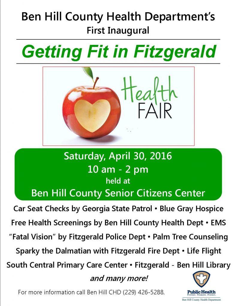 Health Fair 2016